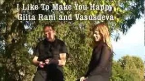 I Like To Make You Happy - Giita Rani and Vasudeva (Vj Indigo MUSIC VIDEO)